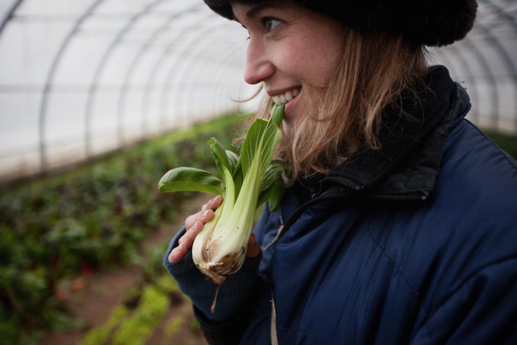 farmer-girl-bok-choi