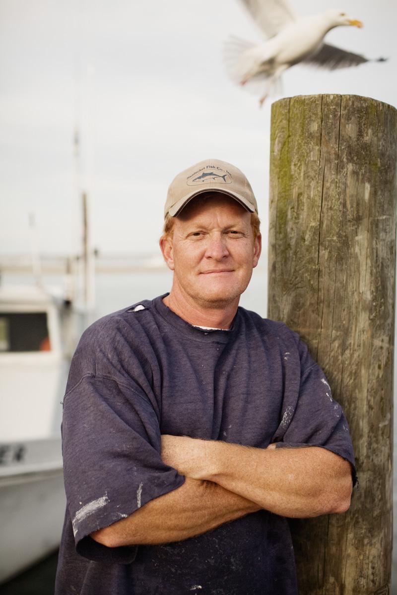 6/4/09 Chatham, MA -- ADVANCE for Globe Magazine. Chatham Fish Pier in Chatham, MA June 4, 2009.  Erik Jacobs for the Boston Globe