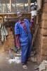 Chicken farmer, Rwanda