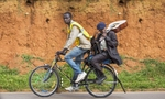 Along the road to Kigali, Rwanda