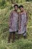 Sisters after bathing, Rwanda