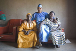 Solidarite NGO women, Kanombe, Rwanda
