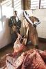 Cow slaughtering, Rwanda