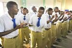 Church choir, Rwanda