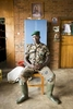 Soldier portrait, Rwanda