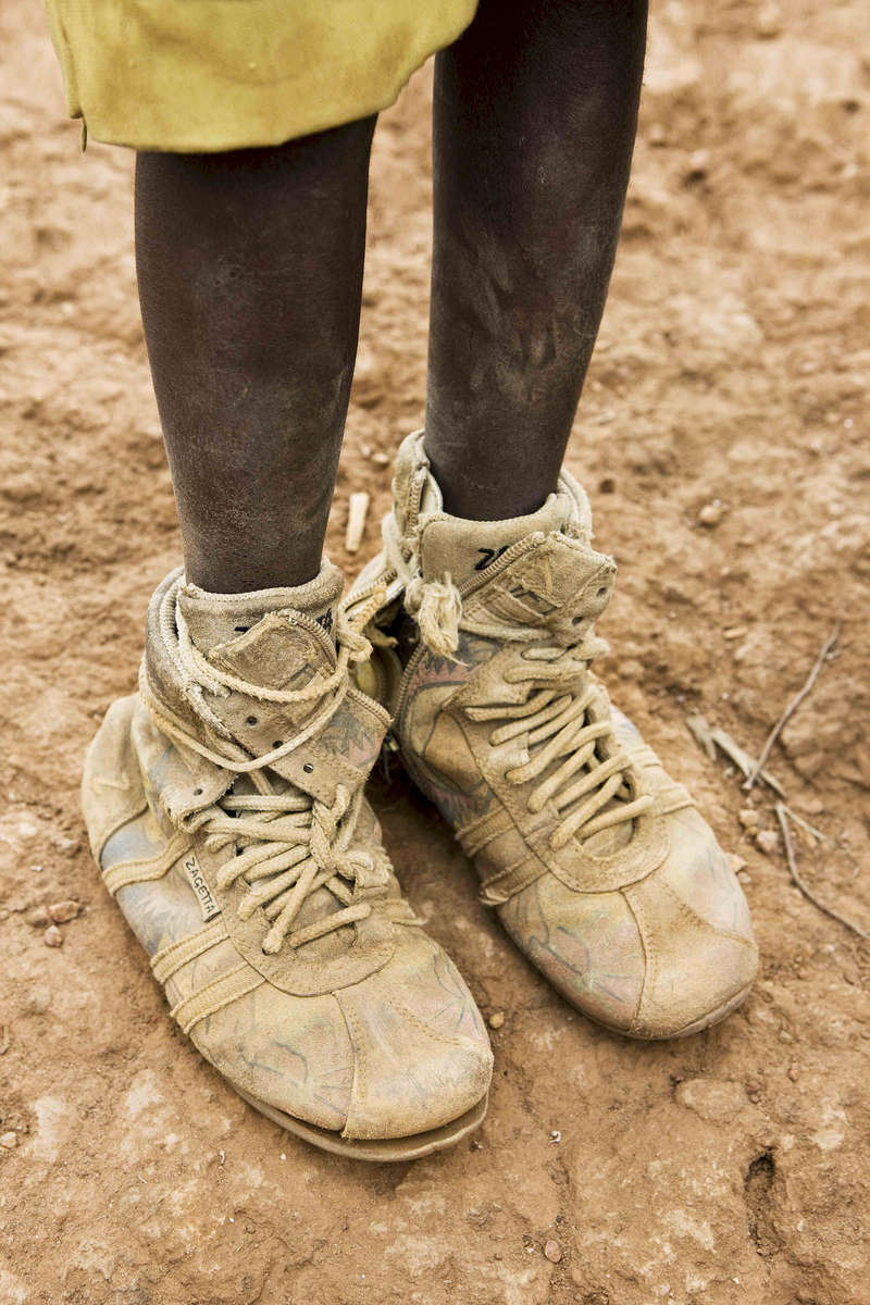 Shoes, Rwanda