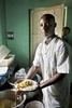 Restaurant worker, Rwanda