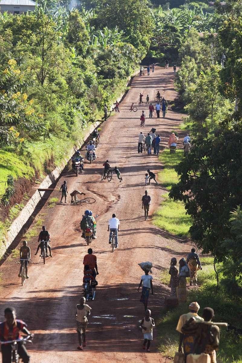 Eastern Rwanda