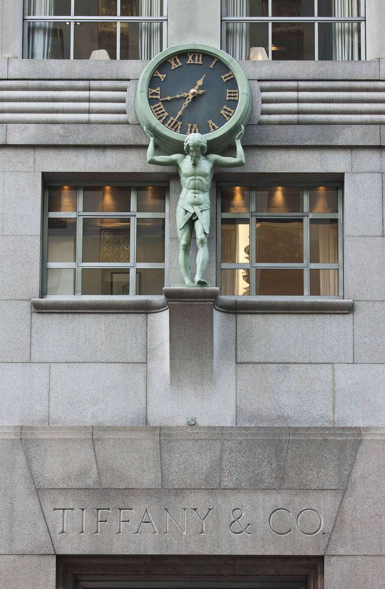 Tiffany building, NYC