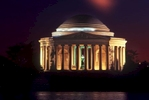 The Jefferson Memorial, Washington, DC