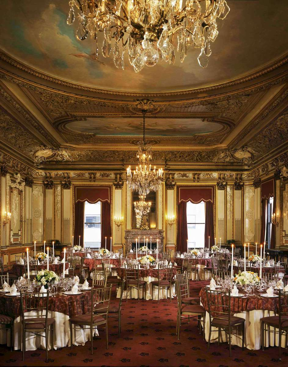 The Metropolitan Club, NYC