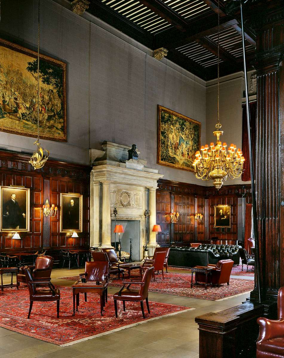 The Harvard Club, NYC