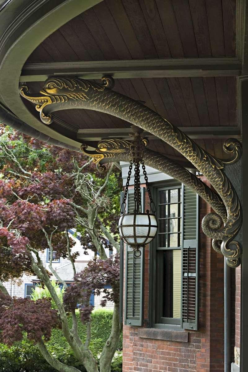 Isaac Bell House, Newpport, RI