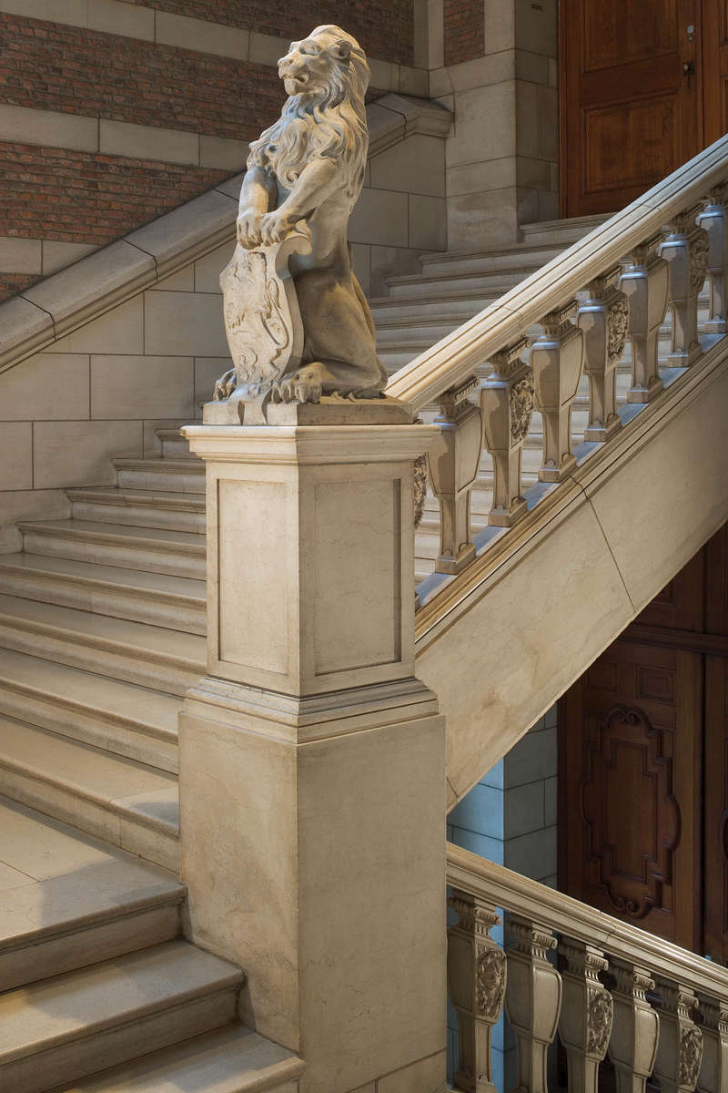 Louvain Library, Belgium