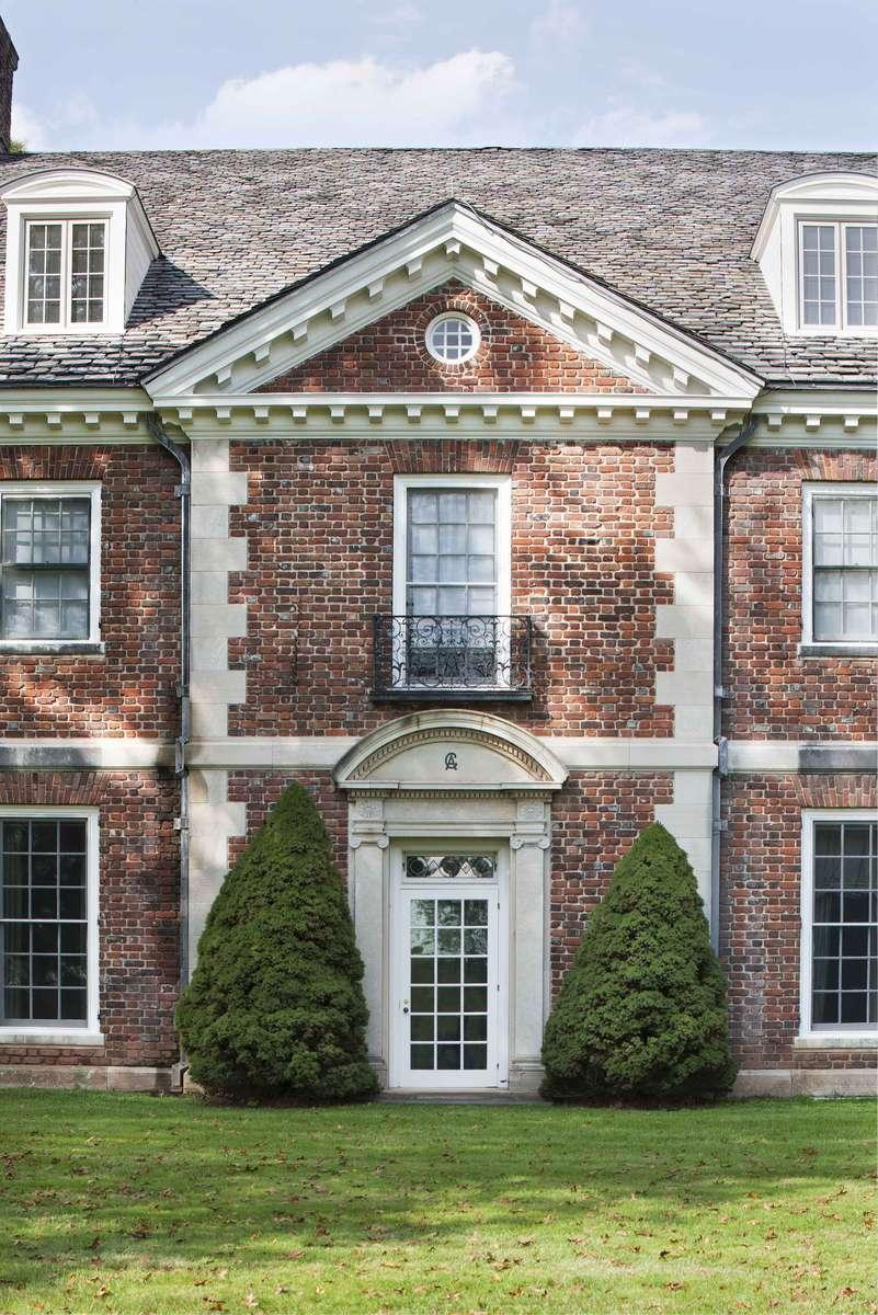 Dunwalke house, New Jersey