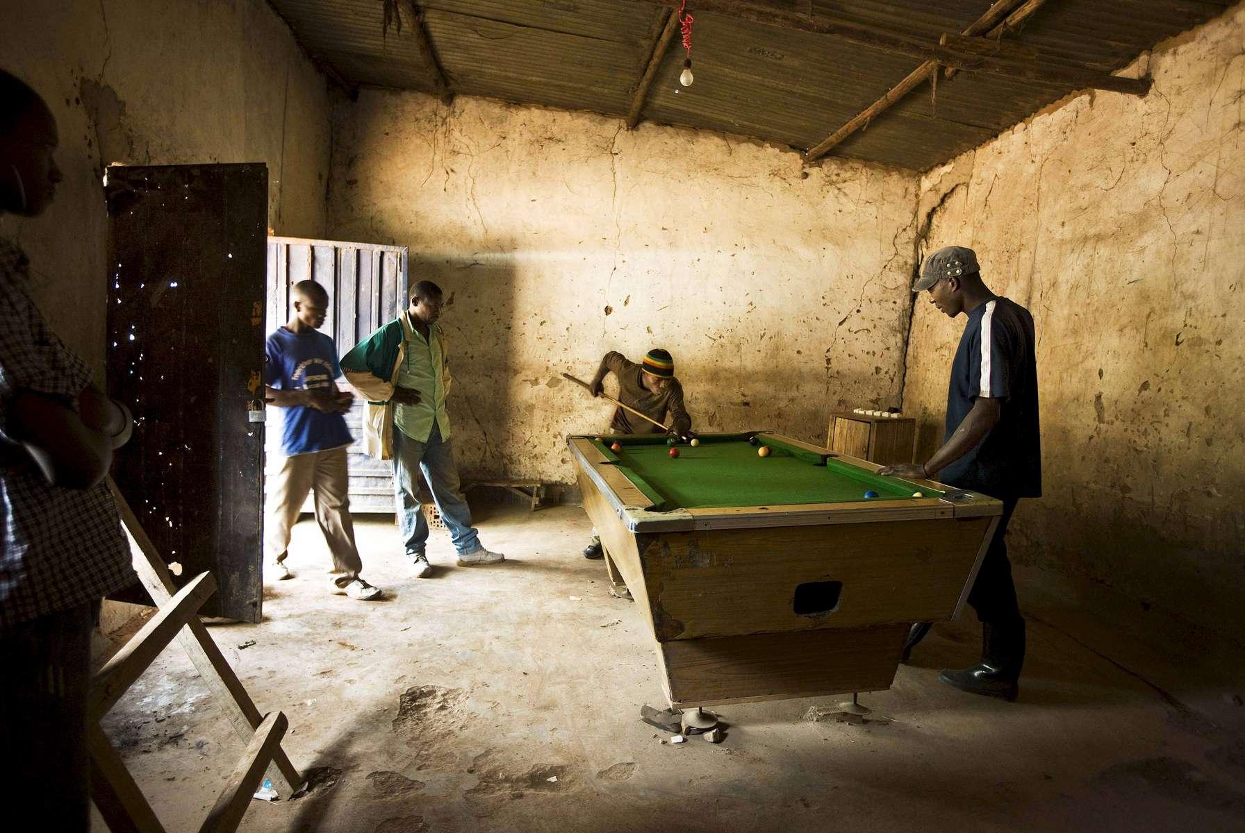 Pool Hall, Kigali, Rwanda
