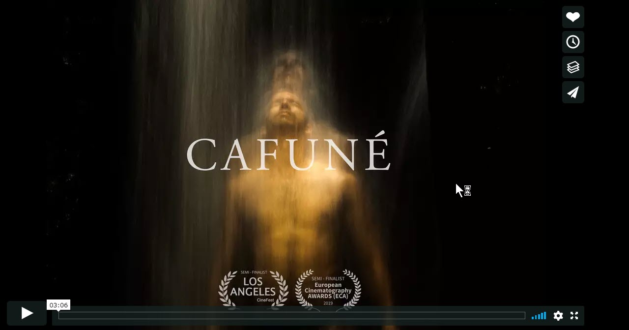 Video-Cafune