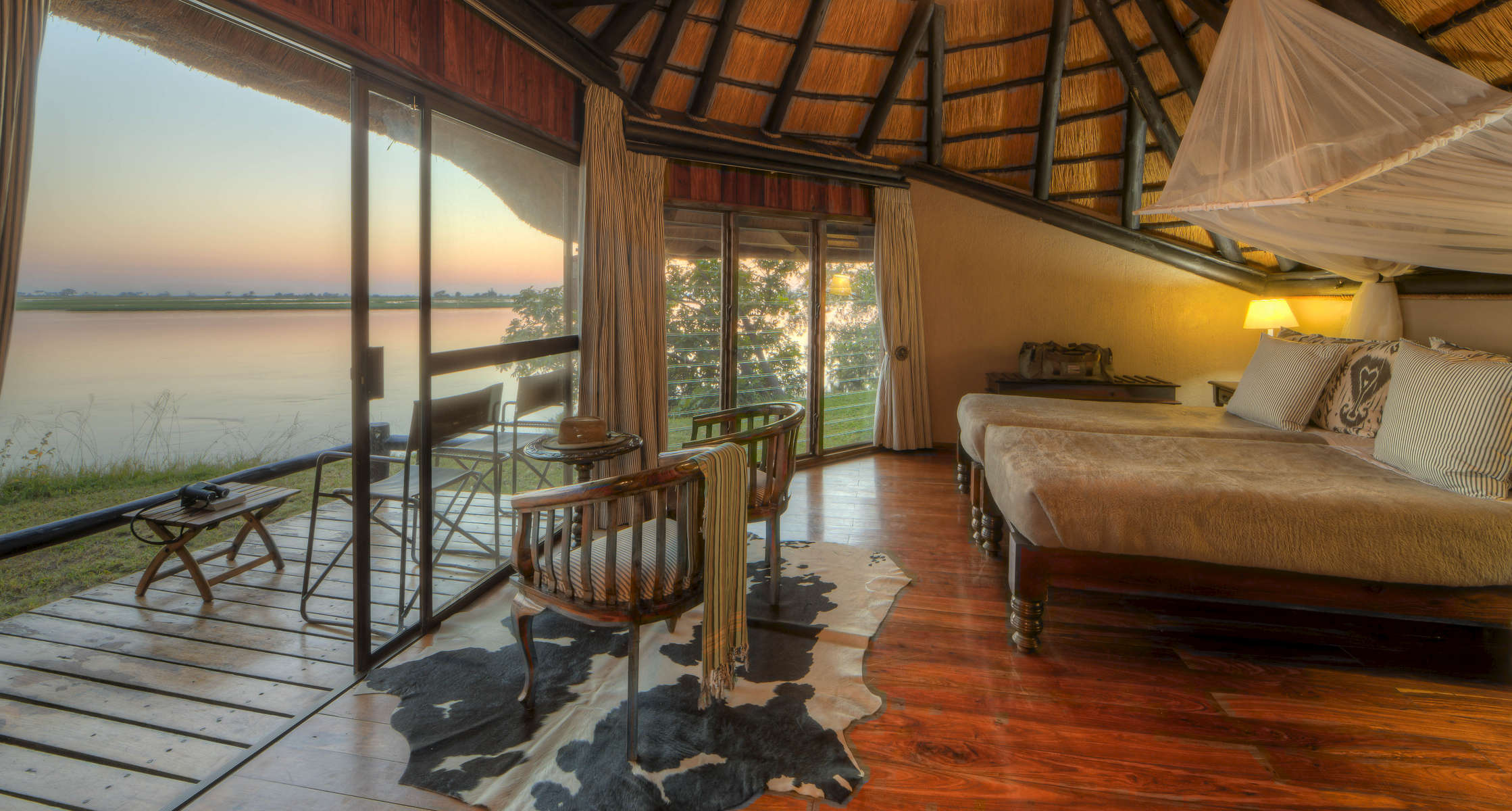 Chobe Savanna Lodge Room
