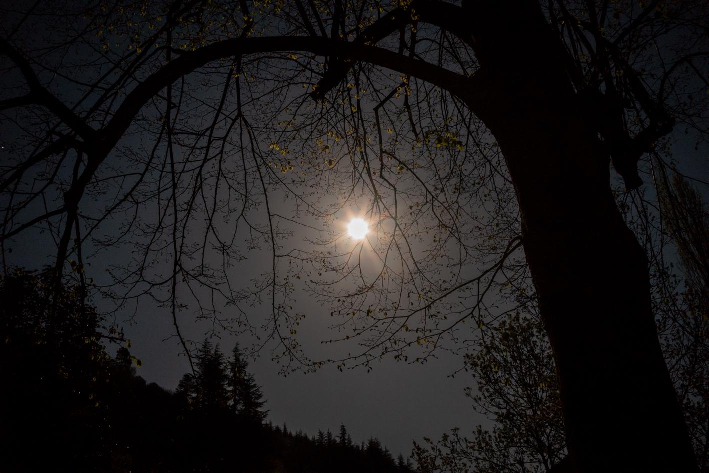 Super lune, 8 Avril 2020.