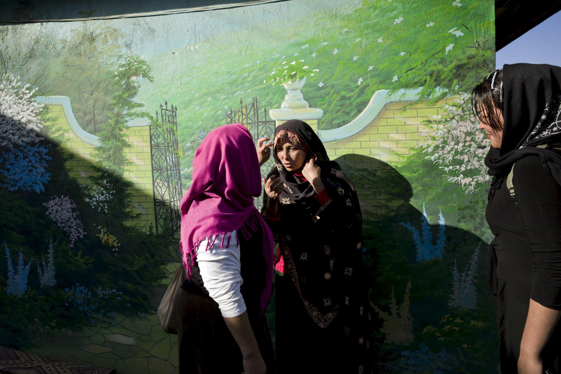 Kaboul, Afghanistan, 2012 © Viviane Dalles