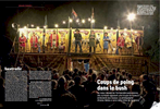Boxing Tent, AustraliaFrench magazine, La Vie, August 2014