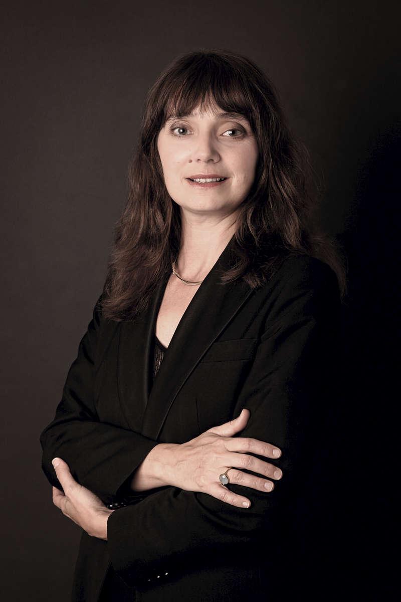 Aurélia Cabrillat, specialiste, Christie's, Paris, France.
