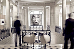 Les Moutons de l'artiste Français François-Xavier Lalanne. Christie's, Paris, France.