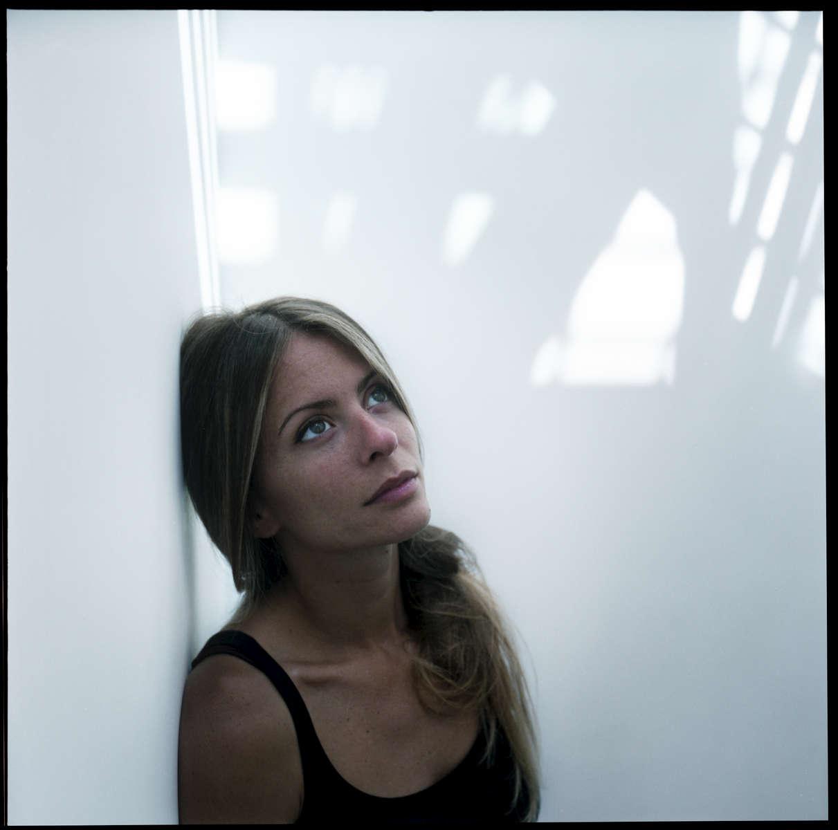 Cristina VatielliPhotographe Italienne, Rome, 2009.