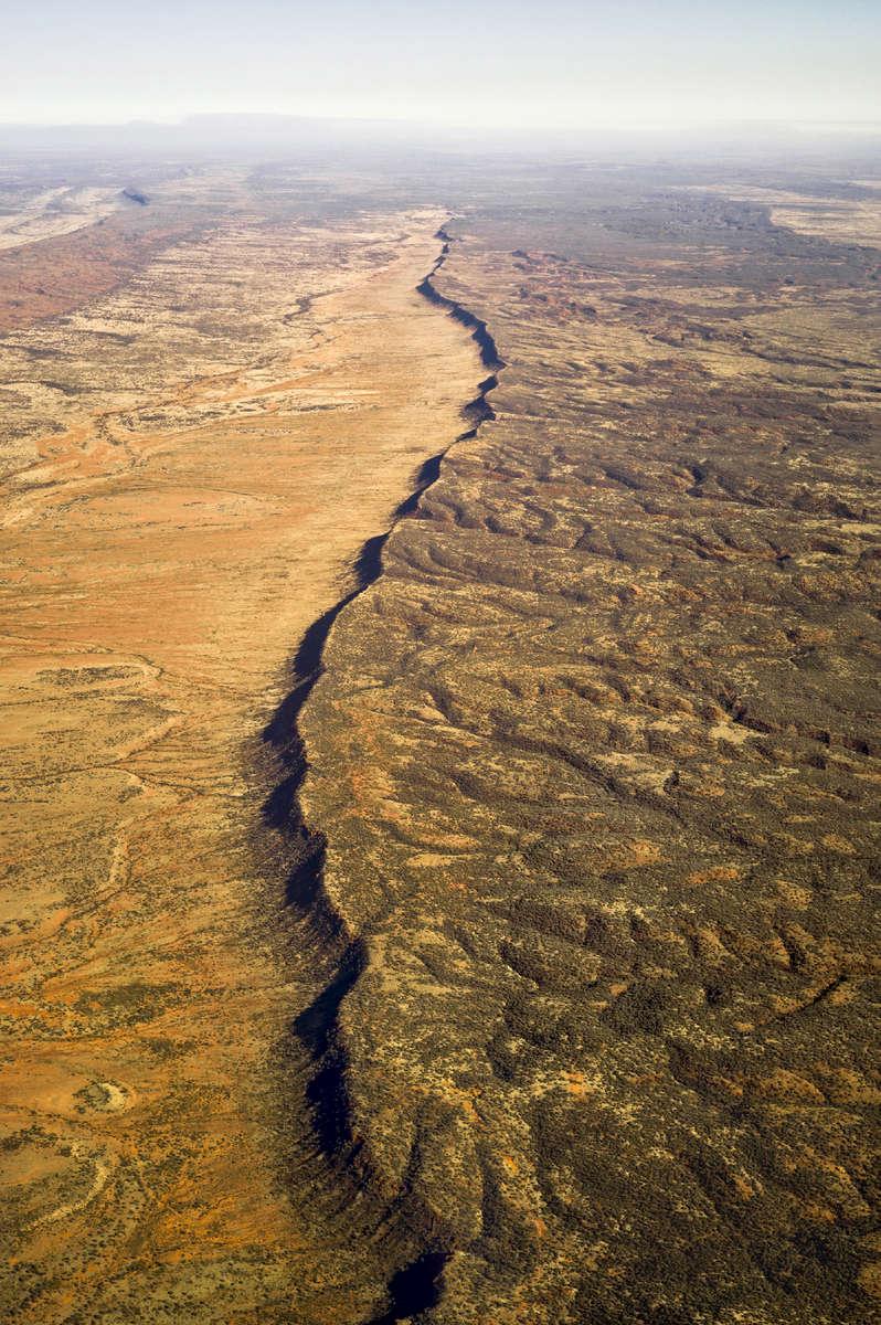 Outback, Territoire du Nord, Australie, 2011.