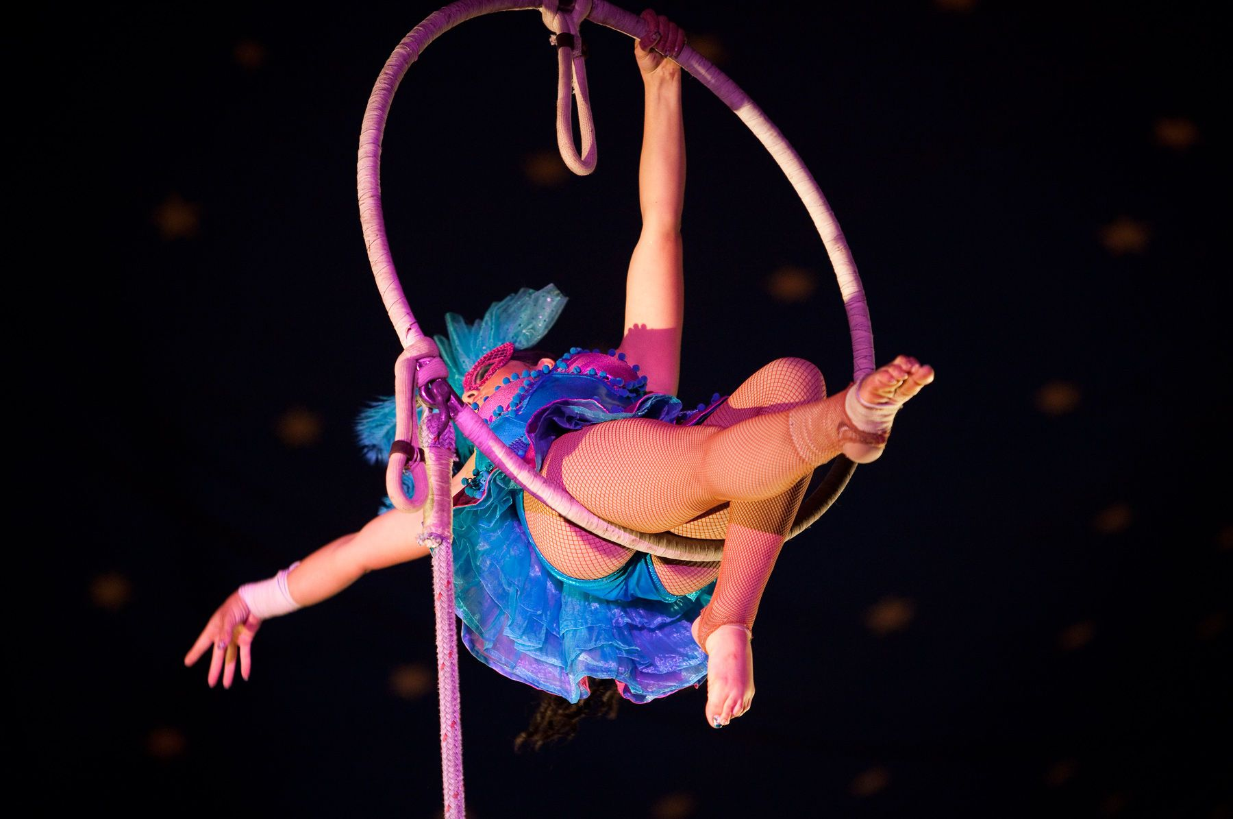 The Cole Brothers Circus, now in its 129th edition, travels to 100 cities in 20-25 states and stages 250 shows a year. For Reuters