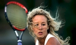 Jordan Lazarus of Myrtle Beach is girls Tennis Toast of the Coast.