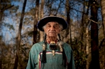Chief Leon Locklear of the Tuscarora Nation of North Carolina.