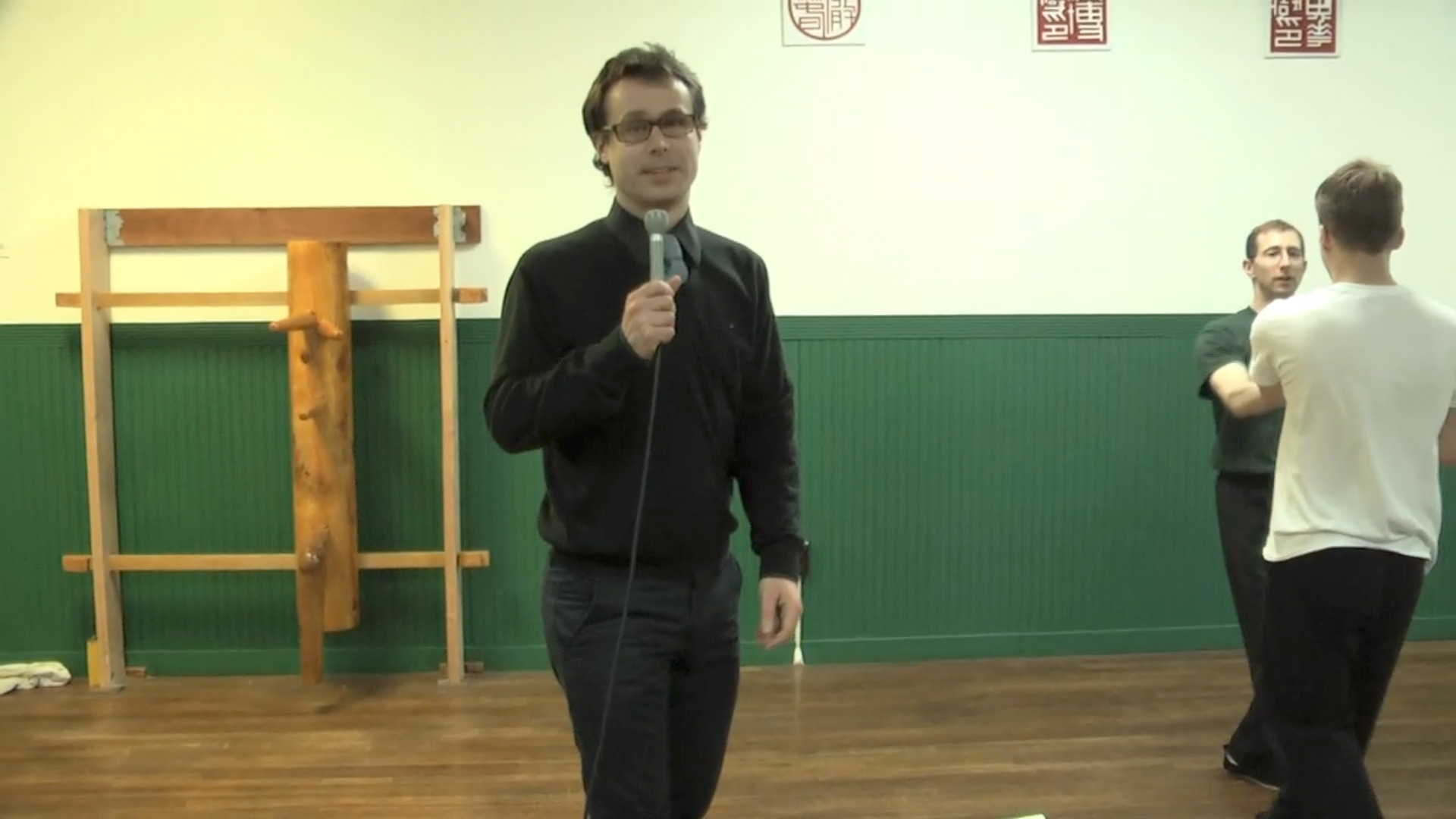 A snapshot from my time at Quinnipiac. Here, I am recording a stand up for a video story. Hamden, CT, U.S.A. 2014.