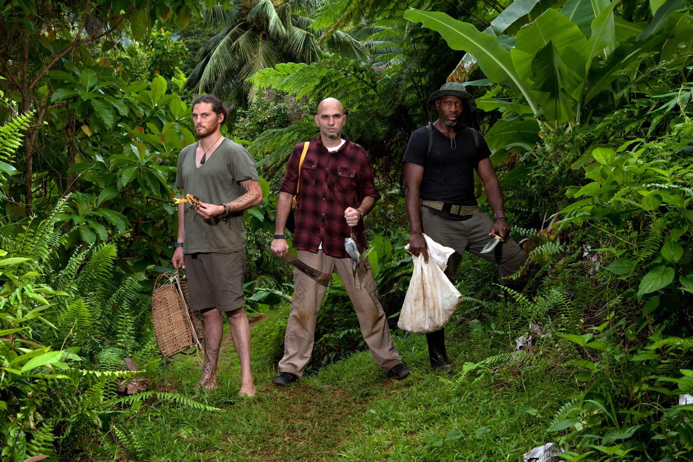 No Kitchen Required, Dominica, BBC America.