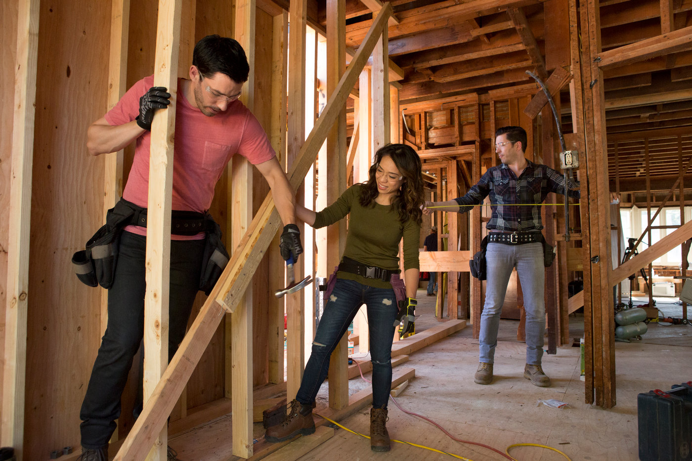 Property Brothers, Discovery Channel.