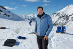 Don Wildman, The Travel Channel, Patagonia, Argentina.