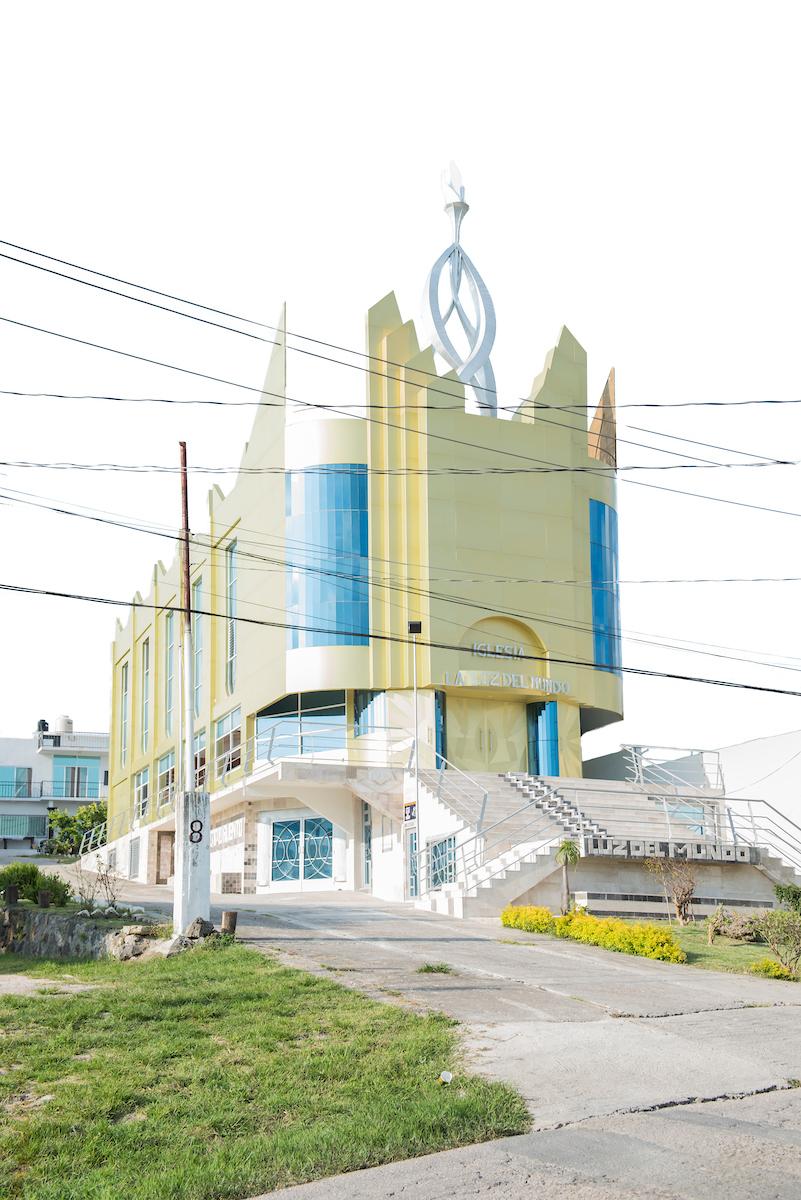 Iglesia La Luz del Mundo, Oaxtepec, Morelos, Mexico