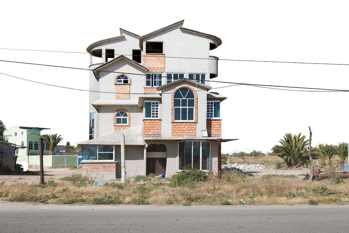 Arquitectura Libre, San Salvador, Hidalgo, Mexico