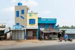 Free Architecture, En route from Bengaluru to Tiruvannamalai, Hosur-Bagalur Road, Tamilnadu, India