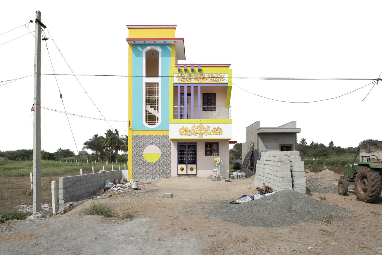 Free Architecture, En rout from Bengaluru to Tiruvannamalai, Tamilnadu, India