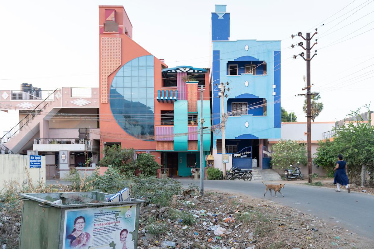 Free Architecture, Tiruvannamalai, Neri Nagar, Tamilnadu, India