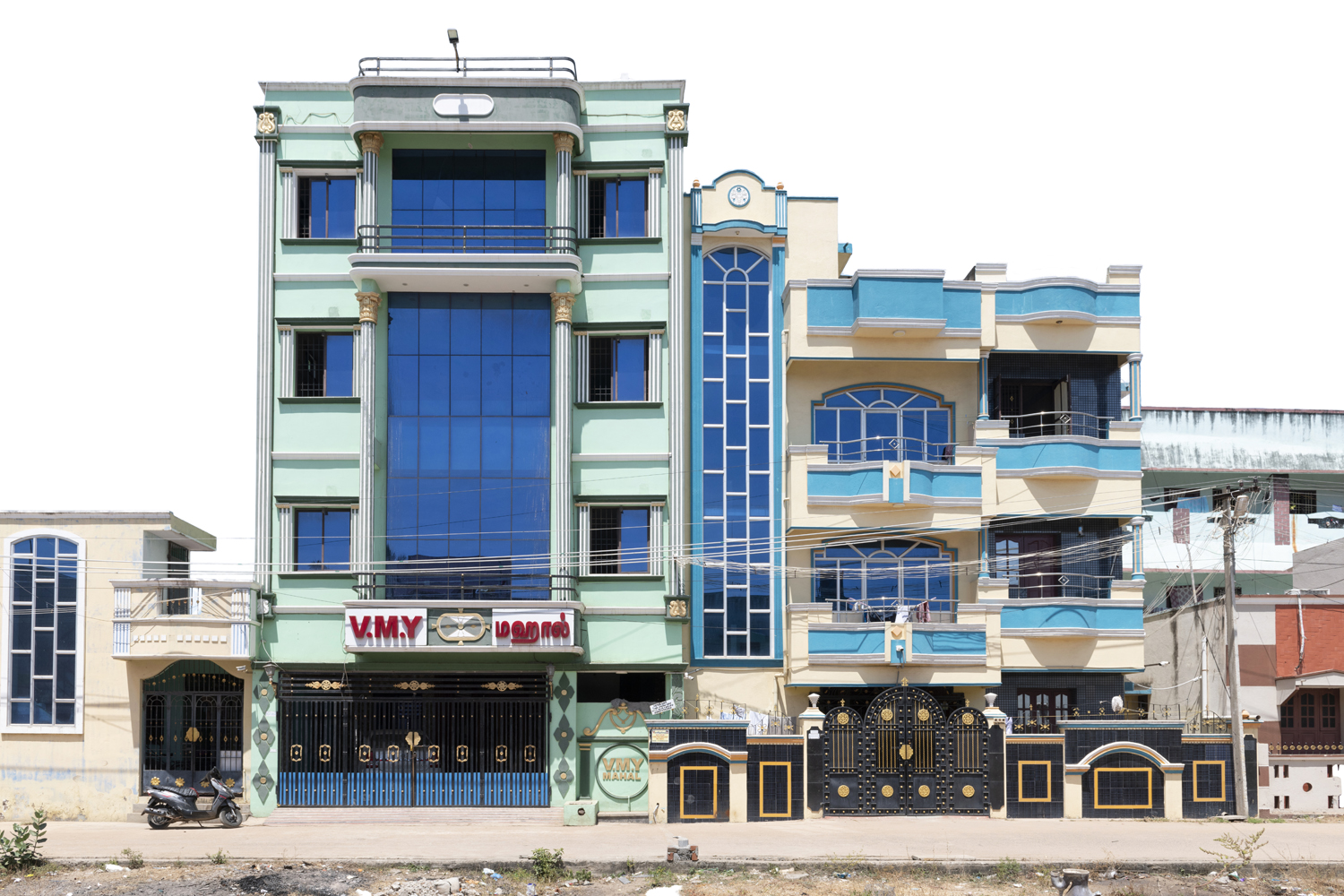 Free Architecture, Kottakuppam, Pondicherry, India