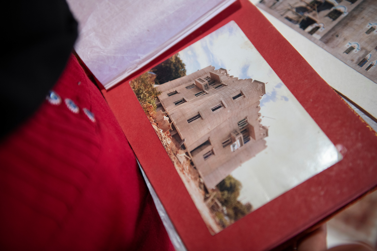 Sarala shows me a photo album documenting Kanagavelu's building projects. The self-built fortress of Kanagavelu; Kottai House. Free Architecture. Kottakuppam, Pondicherry, India